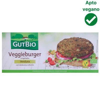 Hamburguesa de verdura Aldi Veggieburger