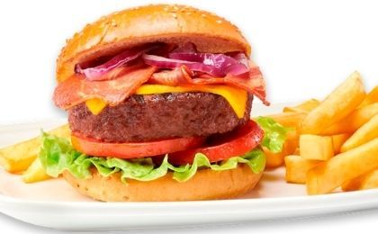 Hamburguesa vegana Fosters Hollywood Directors Choice Veggie