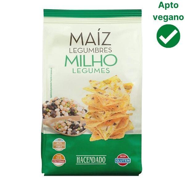 Nachos de maiz Mercadona