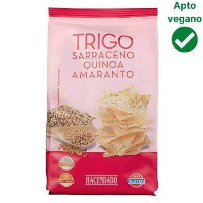 Tortillas trigo sarraceno Mercadona
