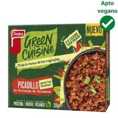 Carne picada vegana Findus Green Cuisine