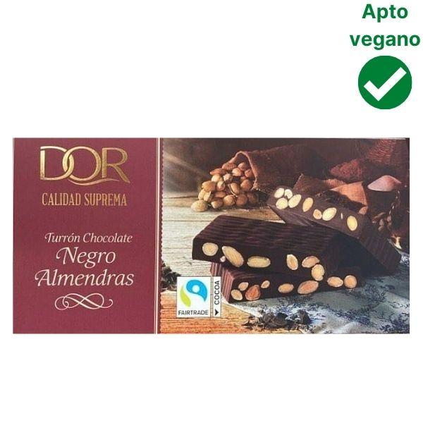 Turrón de chocolate sin lactosa Lidl