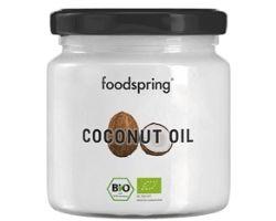 Aceite de coco Foodspring opinion