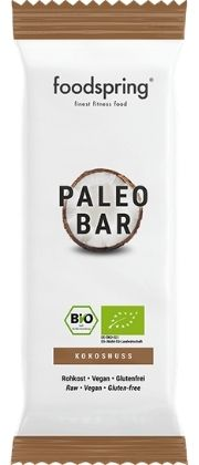 Barrita paleo de coco vegana Foodspring