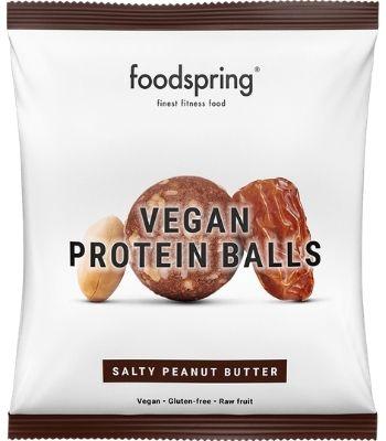 Bolitas proteicas de cacahuete Foodspring opinion