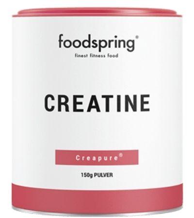 Creatina Foodspring vegana