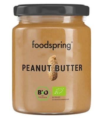 Crema de cacahuete Foodspring opinion