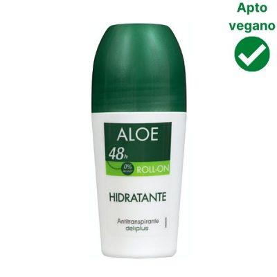 Desodorante Aloe Vera Mercadona vegano