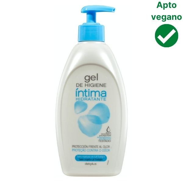 Gel de higiene intima Deliplus vegano