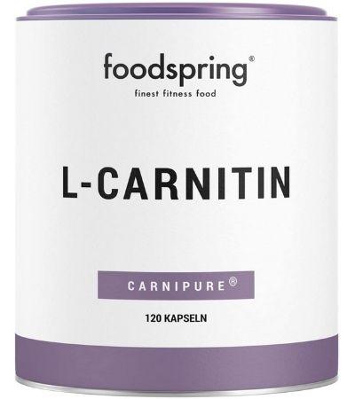 L Carnitina vegana Foodspring