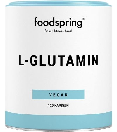 L Glutamina vegana Foodspring