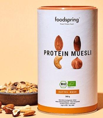 Muesli proteico Foodspring