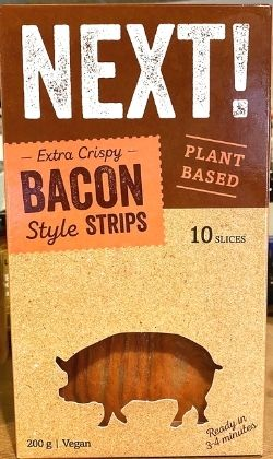 Bacon Vegano Next La Sirena