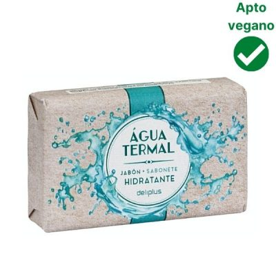 Jabón Agua termal Mercadona vegano