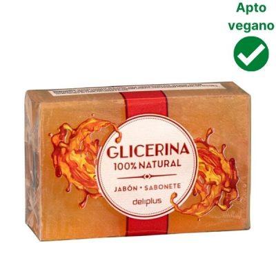 Jabón de manos de glicerina Mercadona vegano