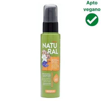 Serum Natural Deliplus Mercadona vegano