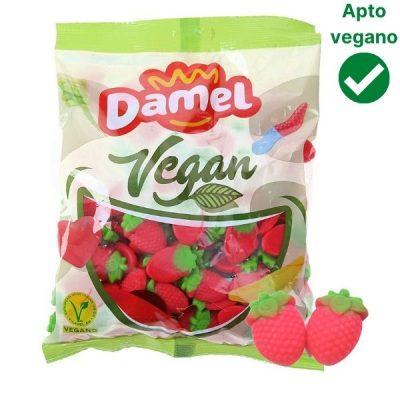 Comprar fresas de chuche veganas Damel