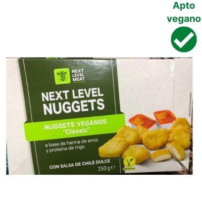 Nuggets veganos clasicos lidl
