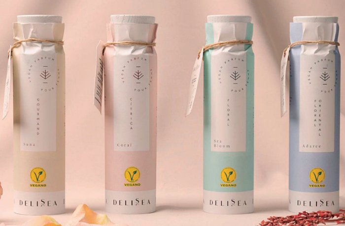 Perfumes veganos y cruelty free delisea