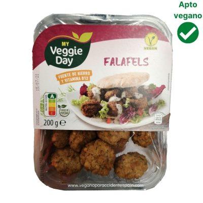 Falafel Aldi vegano